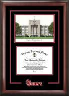St. John's Red Storm Spirit Graduate Diploma Frame