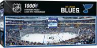 St. Louis Blues 1000 Piece Panoramic Puzzle