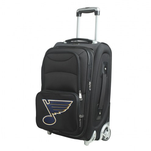 "St. Louis Blues 21"" Carry-On Luggage"