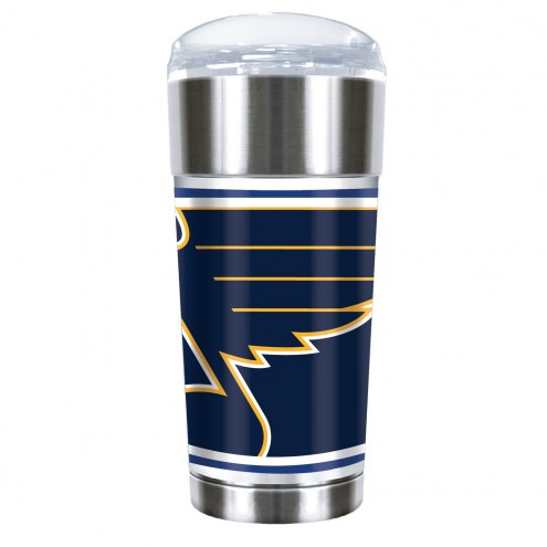 St. Louis Blues 24 oz. Eagle Travel Tumbler