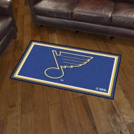 St. Louis Blues 3' x 5' Area Rug