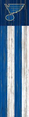 "St. Louis Blues  48"" Flag Leaner"