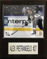 """St. Louis Blues Alex Pietrangelo 12"""" x 15"""" Player Plaque"""