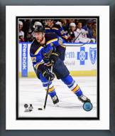 St. Louis Blues Alex Pietrangelo 2014-15 Action Framed Photo