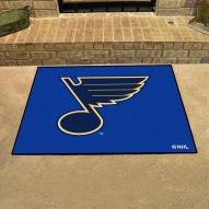 St. Louis Blues All-Star Mat