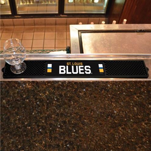St. Louis Blues Bar Mat