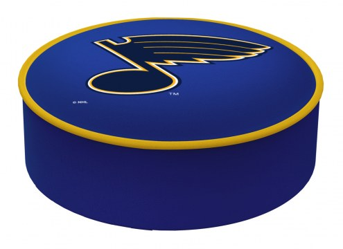 St. Louis Blues Bar Stool Seat Cover
