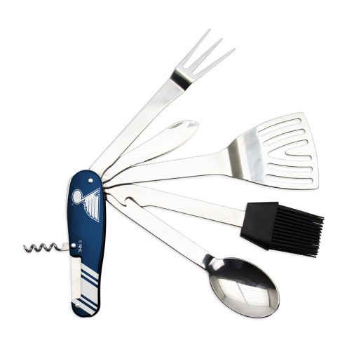 St. Louis Blues BBQ Multi-Tool