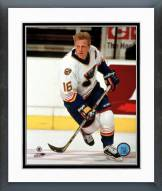 St. Louis Blues Brett Hull Framed Photo