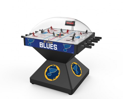 St. Louis Blues Deluxe Bubble Hockey