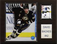"""St. Louis Blues David Backes 12"""" x 15"""" Player Plaque"""