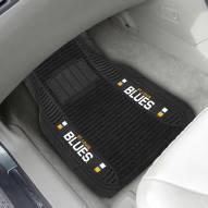 St. Louis Blues Deluxe Car Floor Mat Set