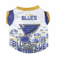 St. Louis Blues Dog Performance Tee