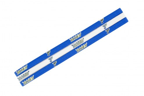 St. Louis Blues Elastic Headband