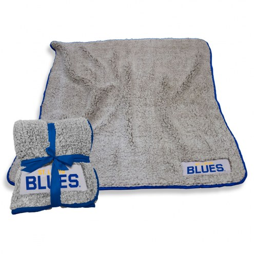 St. Louis Blues Frosty Fleece Blanket