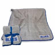 St. Louis Blues Frosty Fleece Blanket