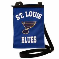 St. Louis Blues Game Day Pouch
