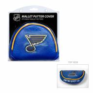St. Louis Blues Golf Mallet Putter Cover