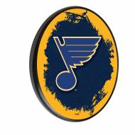 St. Louis Blues Digitally Printed Wood Sign
