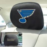 St. Louis Blues Headrest Covers