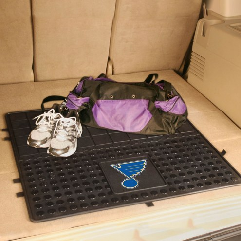 St. Louis Blues Heavy Duty Vinyl Cargo Mat