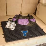 St. Louis Blues Heavy Duty Vinyl Cargo Mat