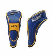 St. Louis Blues Hybrid Golf Head Cover