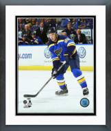 St. Louis Blues Kevin Shattenkirk 2014-15 Action Framed Photo