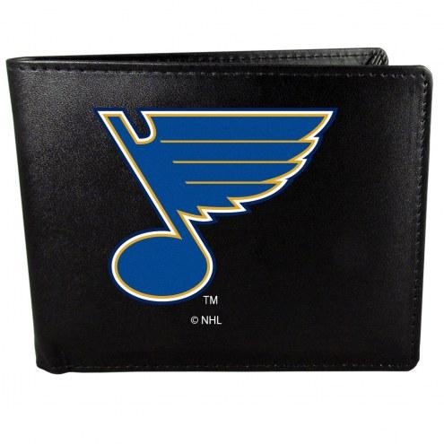 St. Louis Blues Large Logo Bi-fold Wallet