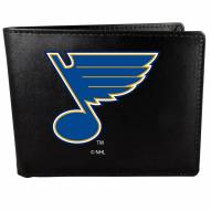 St. Louis Blues Large Logo Bi-fold Wallet