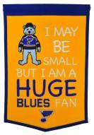 St. Louis Blues Lil Fan Traditions Banner