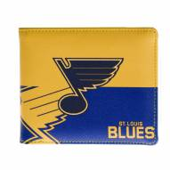 St. Louis Blues Bi-Fold Wallet