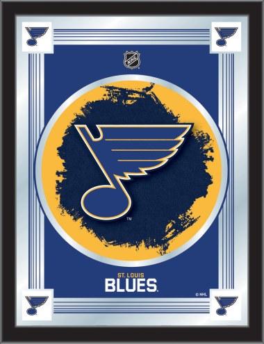 St. Louis Blues Logo Mirror