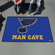 St. Louis Blues Man Cave Ulti-Mat Rug