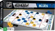 St. Louis Blues Checkers