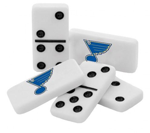 St. Louis Blues Dominoes