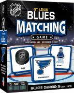 St. Louis Blues Matching Game