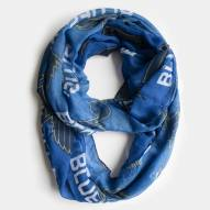 St. Louis Blues Sheer Infinity Scarf