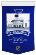 St. Louis Blues NHL Stadium Banner