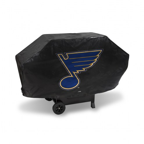 St. Louis Blues Padded Grill Cover