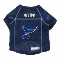St. Louis Blues Pet Jersey