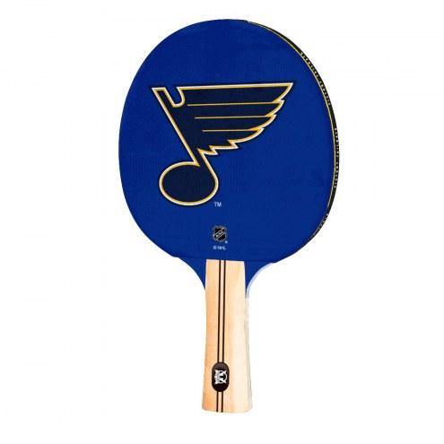 St. Louis Blues Ping Pong Paddle