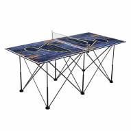 St. Louis Blues Pop Up 6' Ping Pong Table