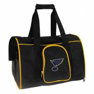 St. Louis Blues Premium Pet Carrier Bag