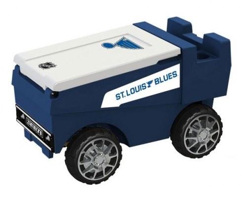 St. Louis Blues Remote Control Zamboni Cooler