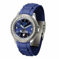 St. Louis Blues Sparkle Women's Watch