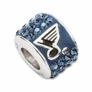 St. Louis Blues Sterling Silver Bead Charm