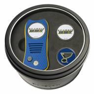 St. Louis Blues Switchfix Golf Divot Tool & Ball Markers