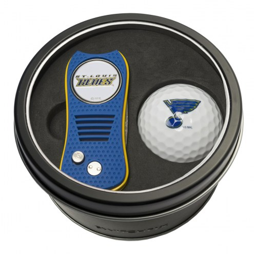 St. Louis Blues Switchfix Golf Divot Tool & Ball