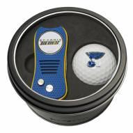 St. Louis Blues Switchfix Golf Divot Tool & Ball